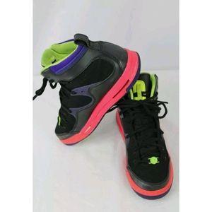 Jordan Retro  2013.  BLACK / PINK  (599939-049) 6